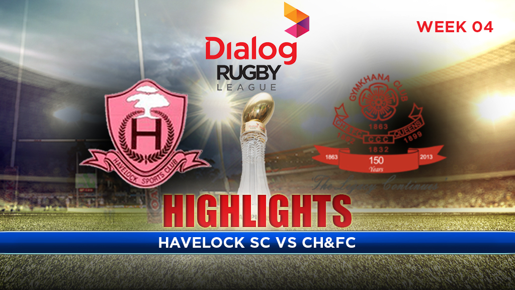Highlights - Havelock SC v CH&FC