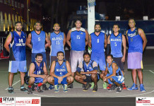 Hambantota Basketball 2017