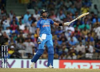 Combative batting, wrist spin help India