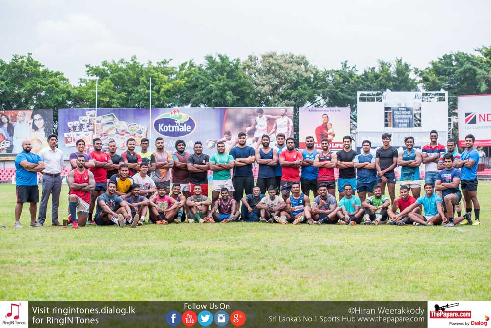 Havelock SC Rugby Team 2017-18
