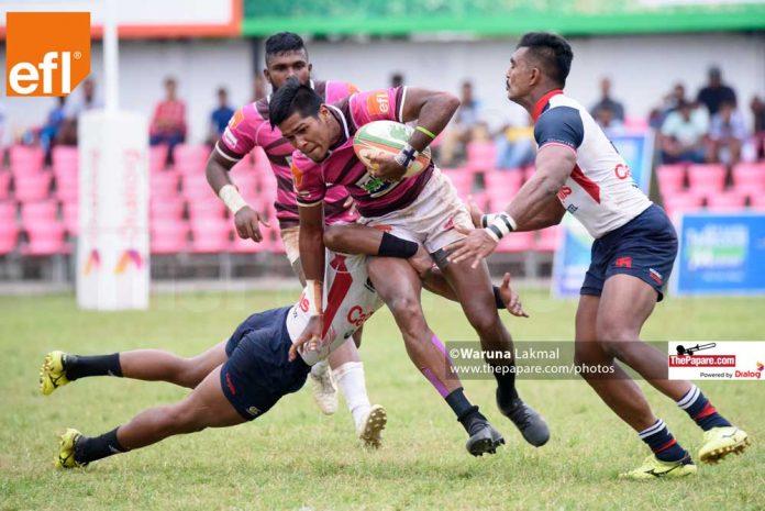 Havelock SC v Kandy SC