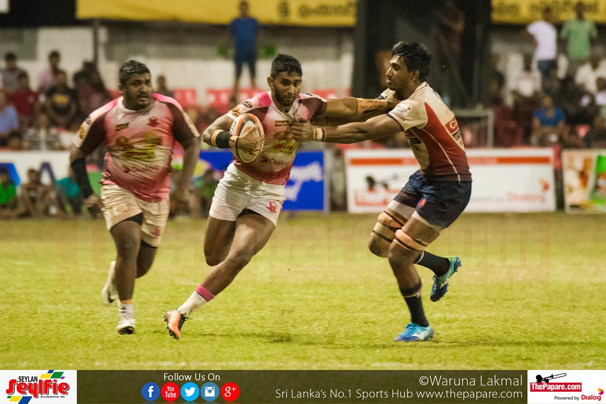 Havelock SC v Kandy SC - DRL 2016