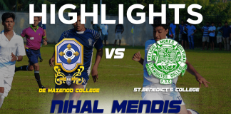 Nihal Mendis Memorial Football Encounter
