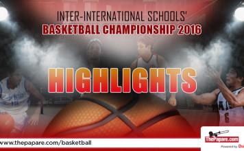 Basketball Hightlight