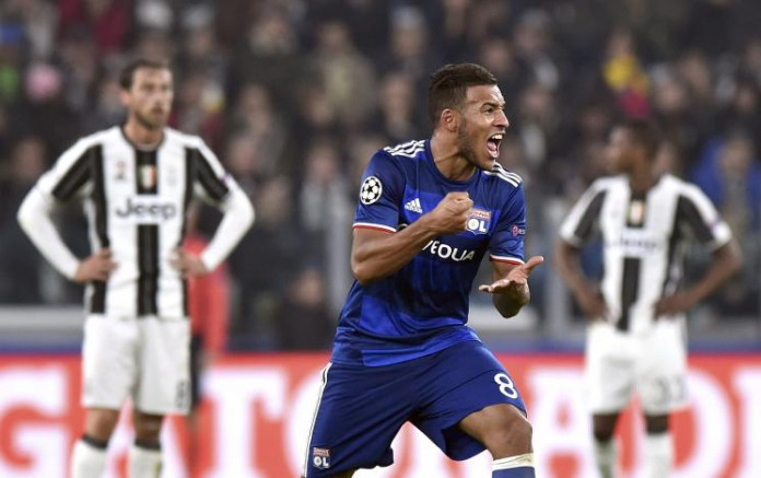 Football Soccer - Juventus v Olympique Lyon - UEFA Champions League Group Stage - Group H