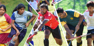 Kandy Hockey Sixes 2017 day 1 report