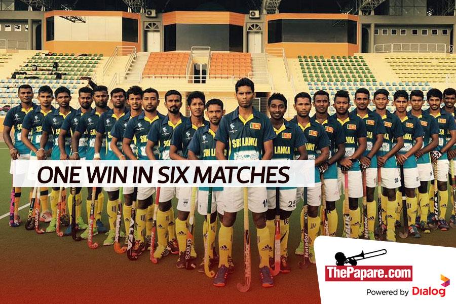 Sri Lanka Hockey