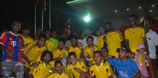 Hyline SC - Kandy League Knockout Champions 2016