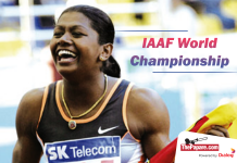 IAAF World C Article Cover