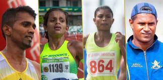 Sri Lanka at lAAF World Championships