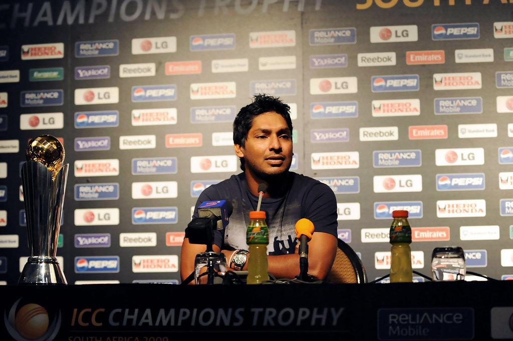 ICC Champions Trophy Ambassador