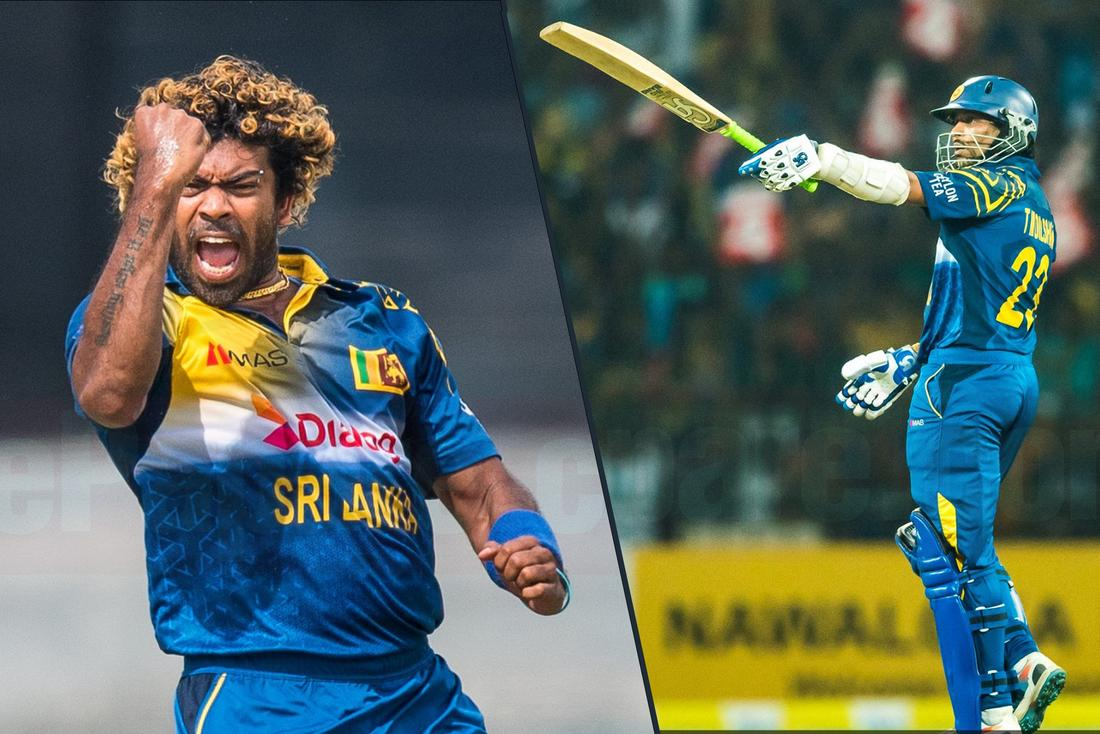 Dilshan and Malinga
