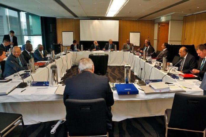 ICC members