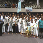 IIS Karate Champions
