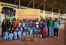 2nd INTER GATEWAY ATHLETICS CHAMPIONSHIP 2016