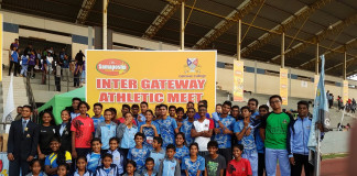 2nd INTER GATEWAY ATHLETICS CHAMPIONSHIP 2016