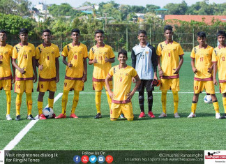 Final Squad for SAFF U15 Championship