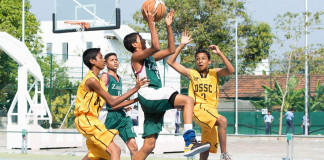 U-15 colombo-north basketball - Gateway College