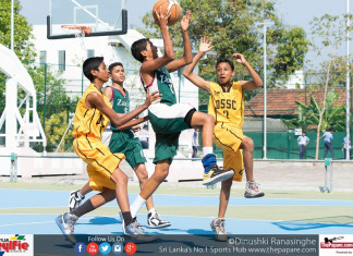 U-15 colombo-north basketball - Gateway College
