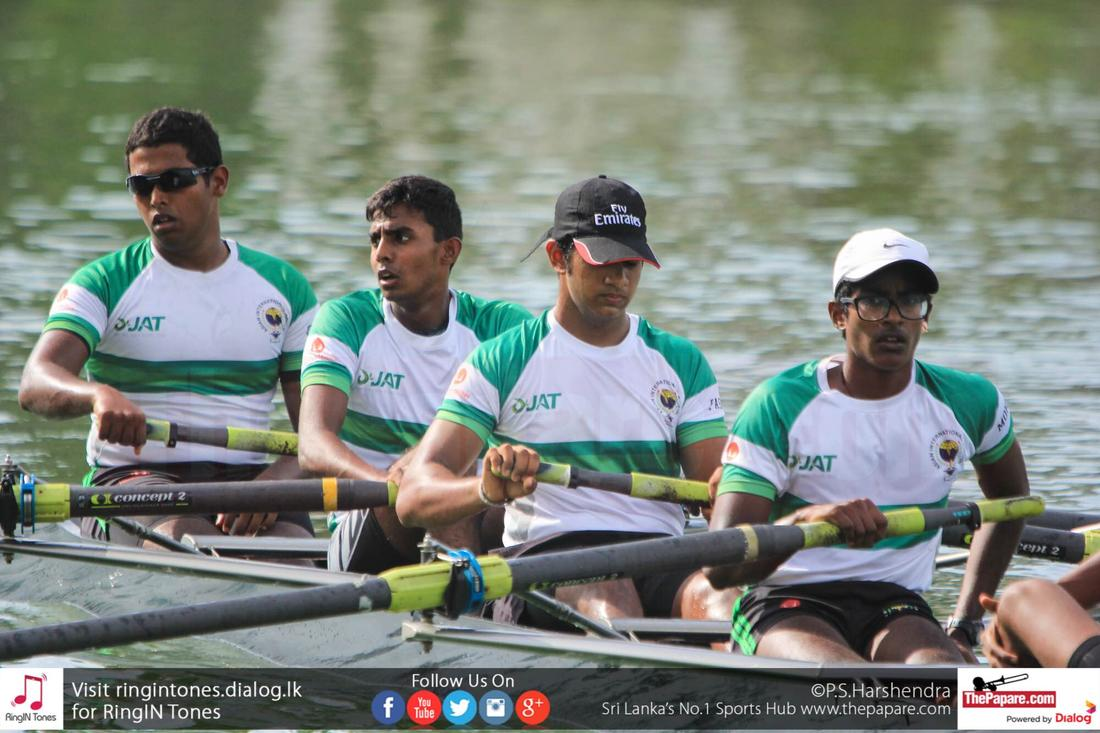 A Royal day of Rowing as schools post tough challenges to each other