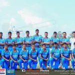 Jaffna Central College Cricket Team 2018