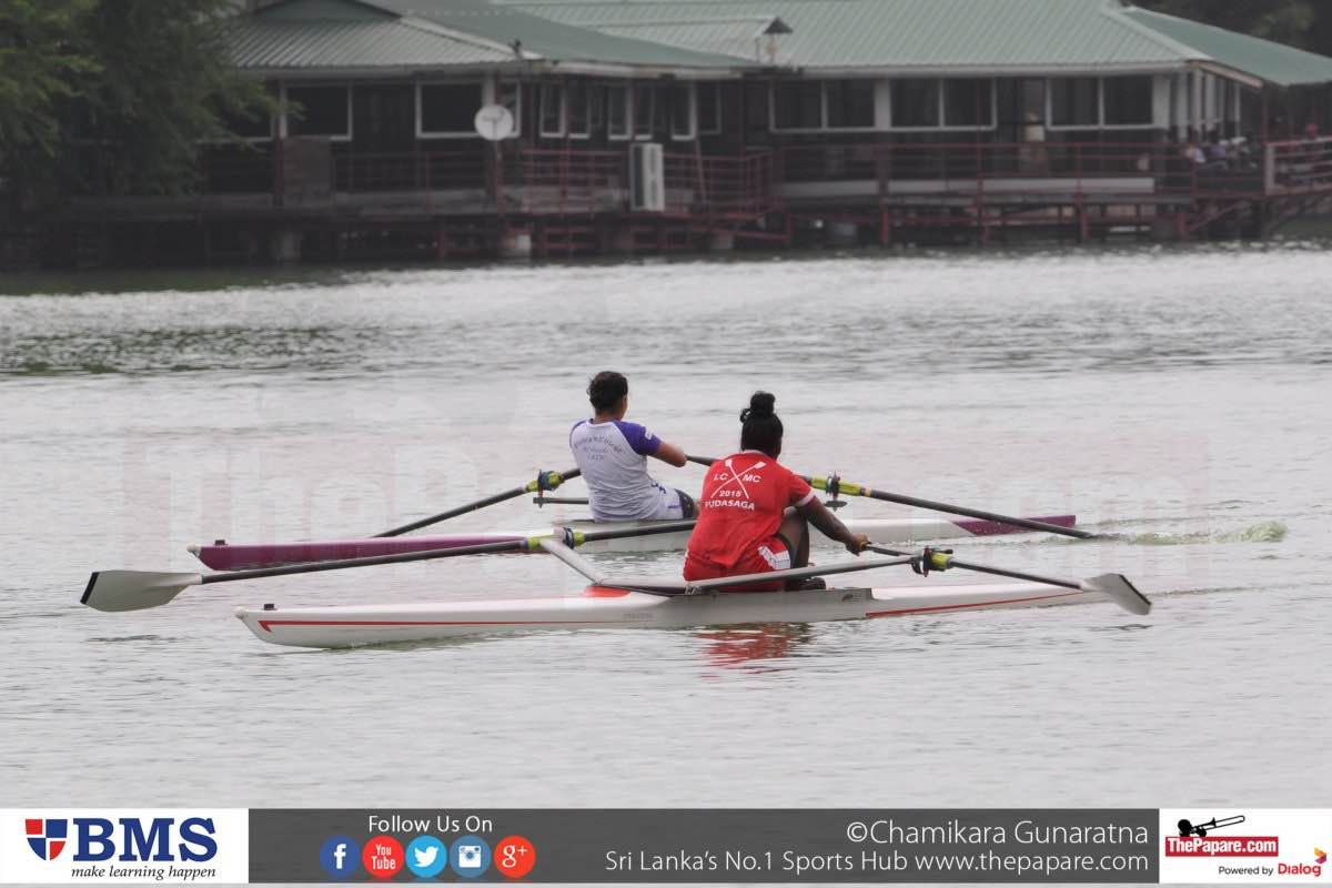 Schools' Rowing Nationals – the big four dominate heats