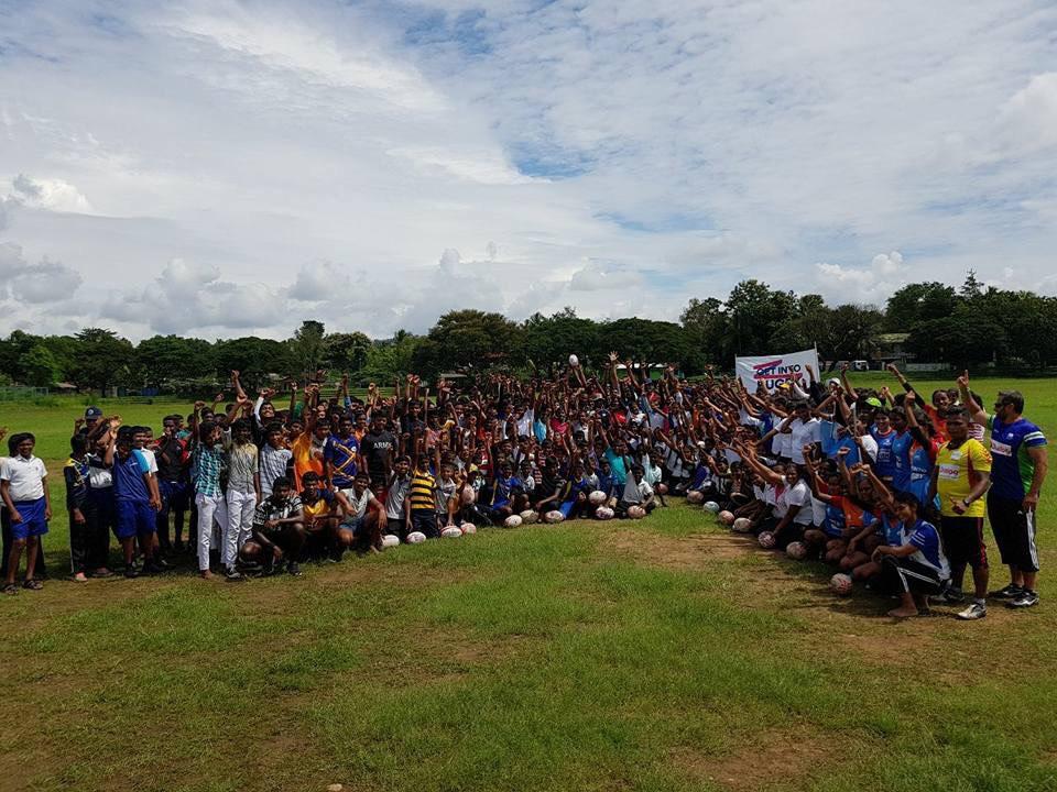 Rugby introduced to Mahiyanganaya