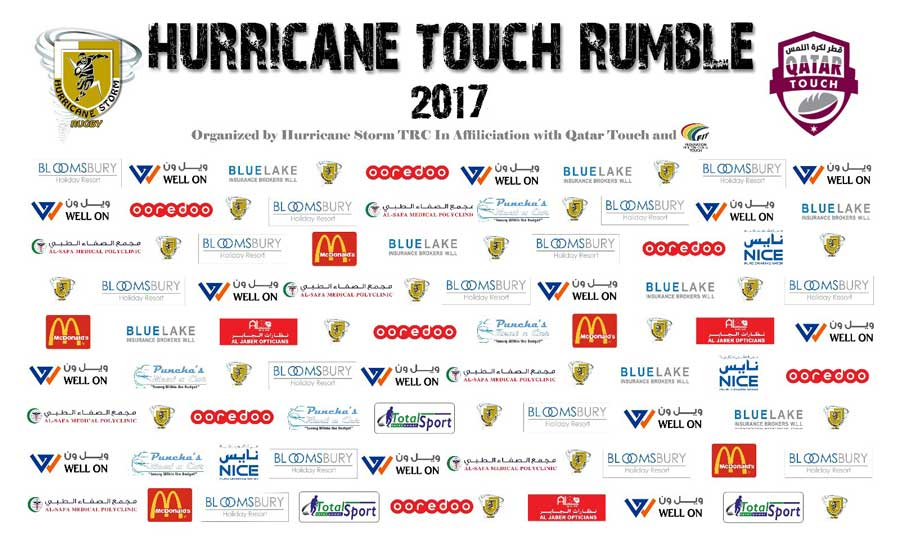 Hurricane Touch Rumble 2017