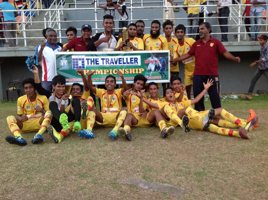 Gampola FL final