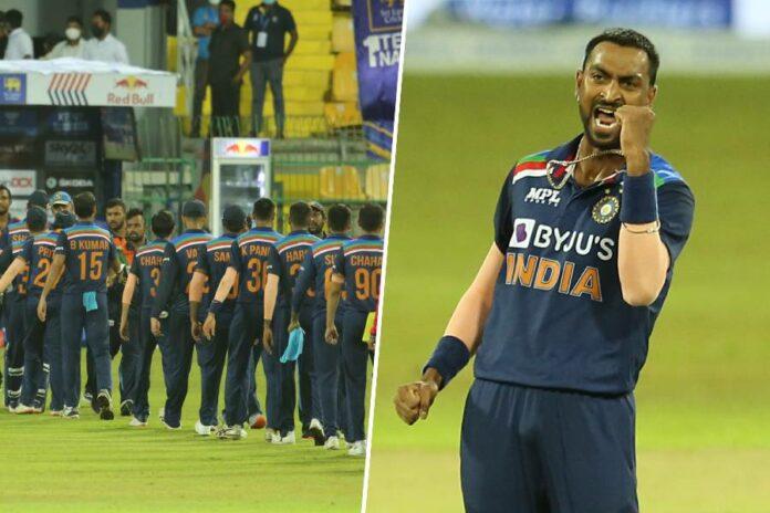 Sri Lanka vs India T20I postponed