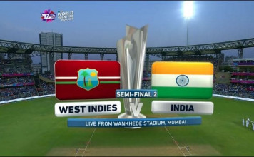 West Indies vs India – Match Highlights