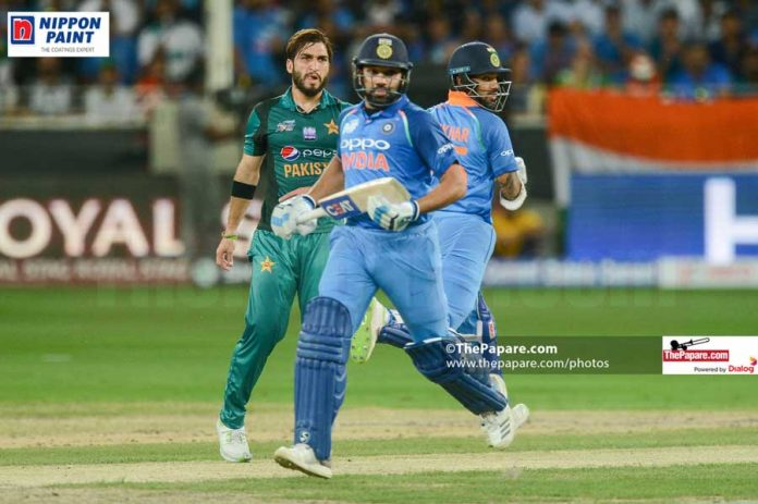 India v Pakistan - Asia Cup