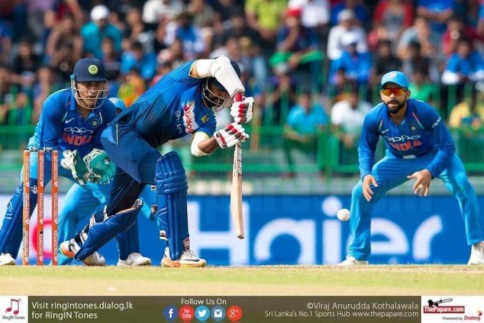 Sri Lanka vs India