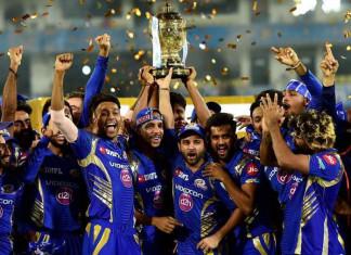 IPL 2017 finals Mumbai Indians v Rising Pune