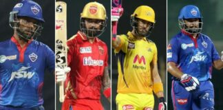 5 Batsmen With The Most Runs In The First Leg