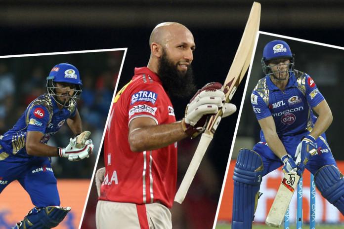 IPL Kings XI Punjab v Mumbai Indians