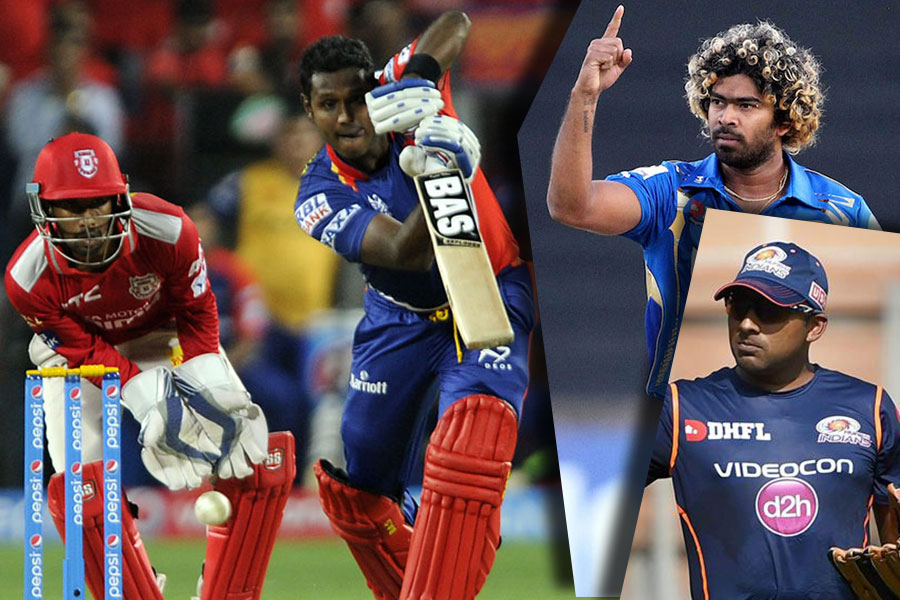 Sri Lanka's business in IPL