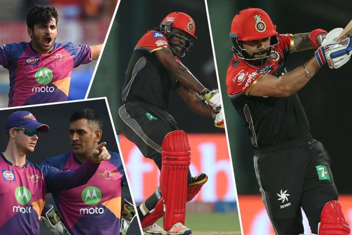IPL 2017 May 14th roundup