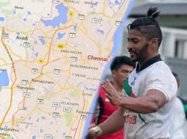 Imad Reyal barred from entering Chennai