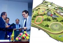 Higher Altitute sports training Center in Nuwara Eliya
