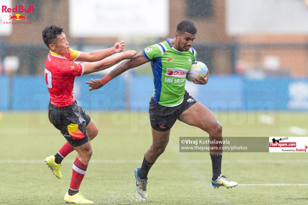 Dinuk Amerasinghe – Sri Lanka Rugby Under 20
