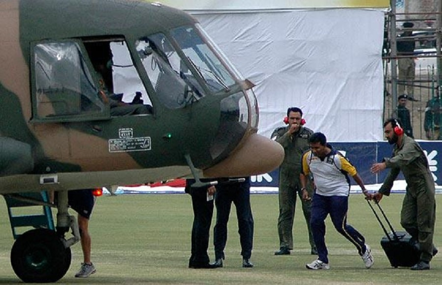 Pakistani Court Indicts Six for Attacking Sri Lankan Cricket Team