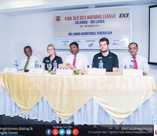 Sri Lanka - basketball - FIBA - 3x3