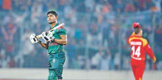 Bangladesh vs Zimbabwe 1st ODI