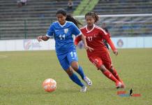 Ind vs Nepal SAFF Womens Championship