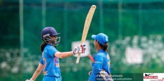 India Women's tour of Sri Lanka 2018