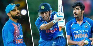 India name T20I squad