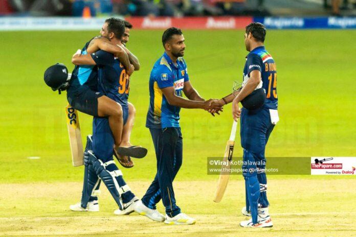India tour of Sri Lanka 2021 - 2nd ODI