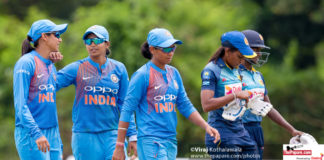 India women to tour Sri Lanka