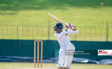 Ireland A Team Tour to Sri Lanka